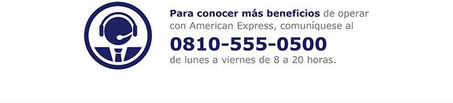 Centro de atencion 0810 555 0500