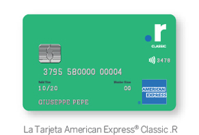 La Tarjeta American Express® Classic .R